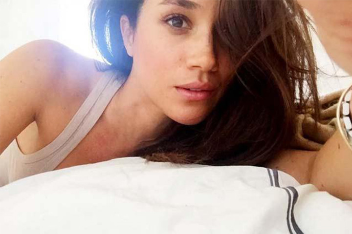 Meghan Markle The Tig